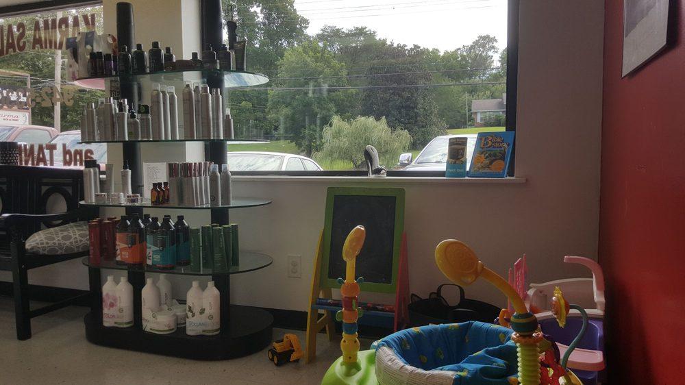 Karma Salon: 3401 Main St, Jasper, TN