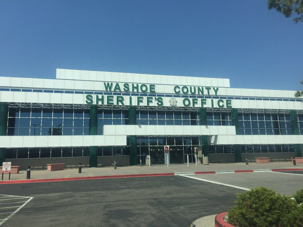 Washoe County Sheriff's Department - Police Stations - 911 ...