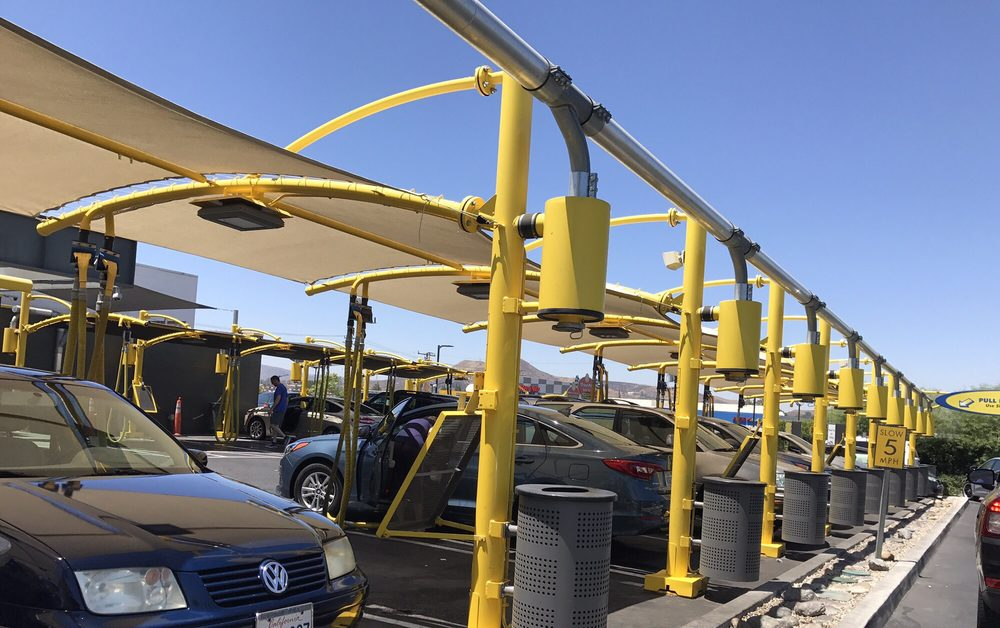 California Speed Wash: 2155 First St, Simi Valley, CA