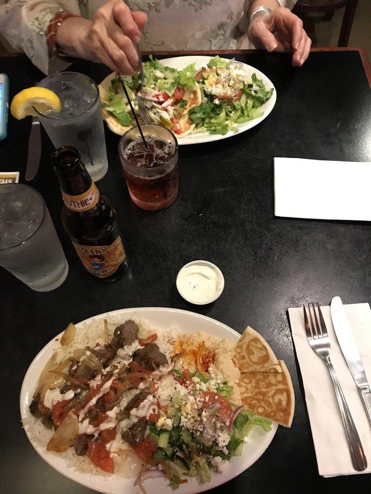 Open Sesame Cafe: 313 E Locust St, Des Moines, IA