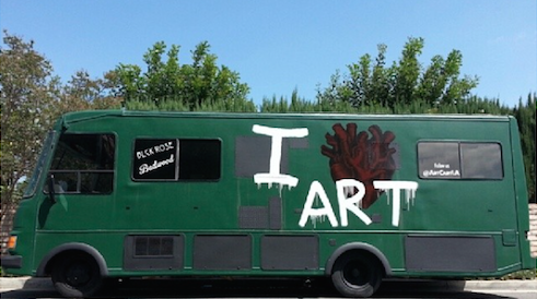 ArtCart LA - Mobile Dispensary, Vape Shop & Art Gallery - Yelp