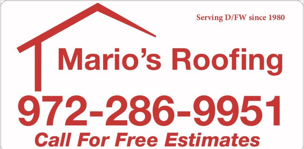 Mario's Roofing: 3116 Balch Springs Rd, Mesquite, TX