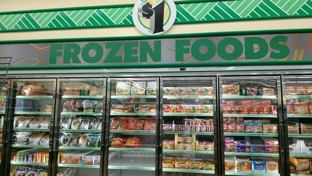 They Have A New Frozen Section In The Store Yelp