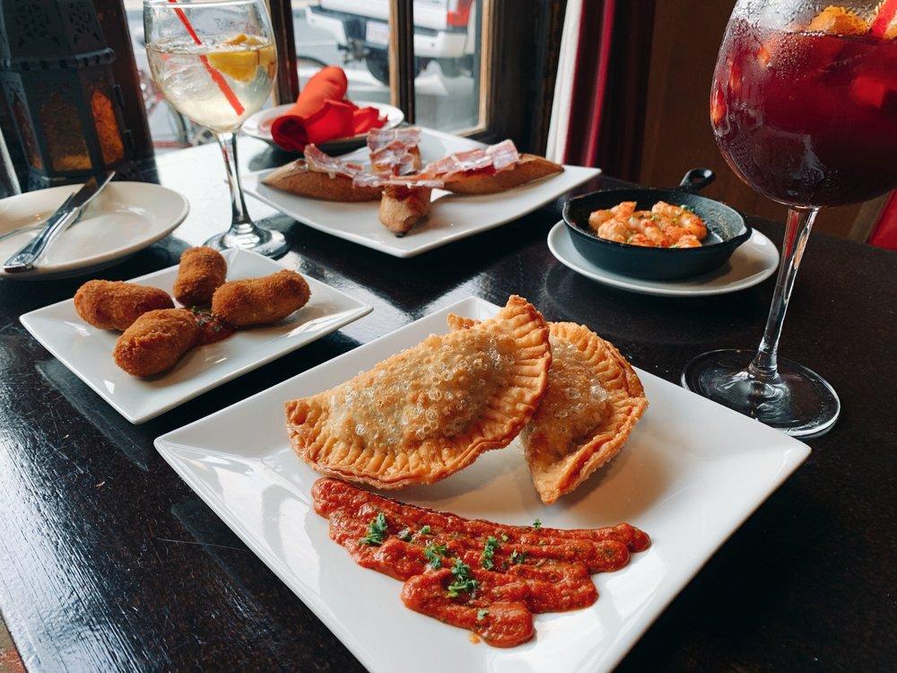 Tasca Tapas Restaurant: 1612 Commonwealth Ave, Brighton, MA