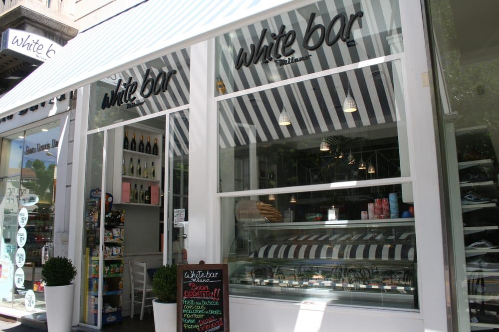 White bar chiuso bar corso 22 marzo 25 porta for White bar milano