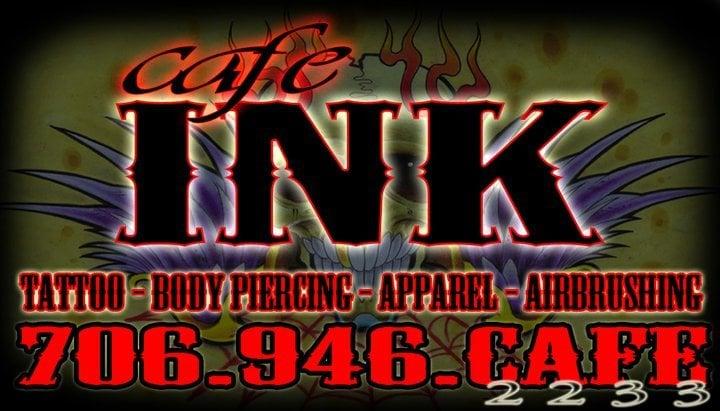 Cafe Ink Tattoo & Art Studio: 140 Progress Cir, Blue Ridge, GA