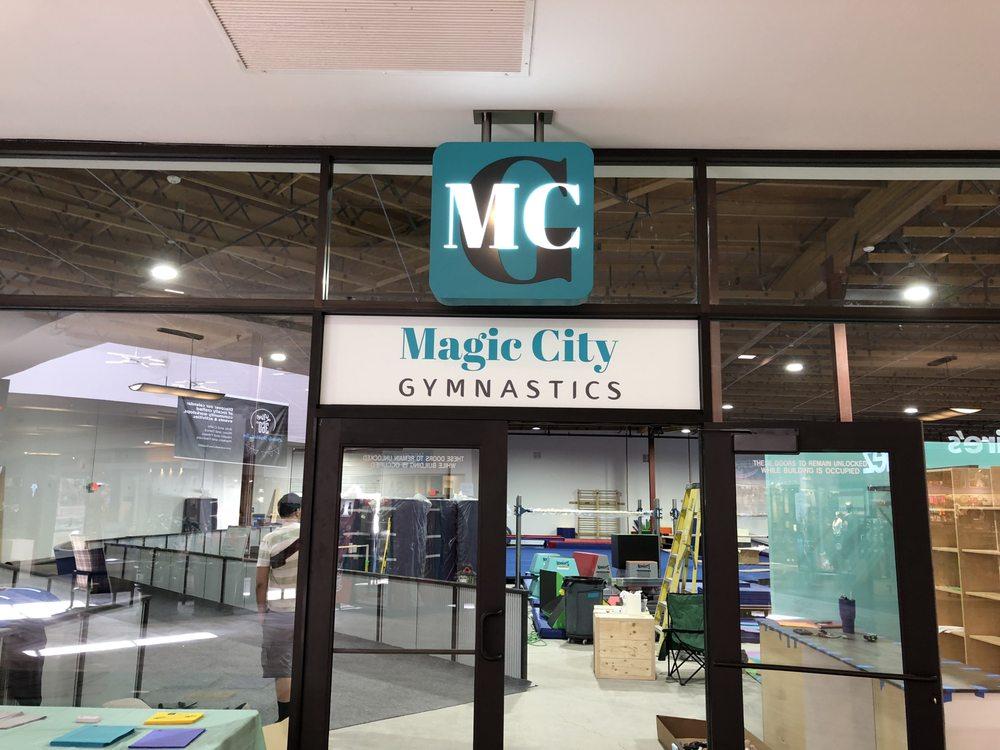 Magic City Gymnastics: 300 S 24th St W, Billings, MT