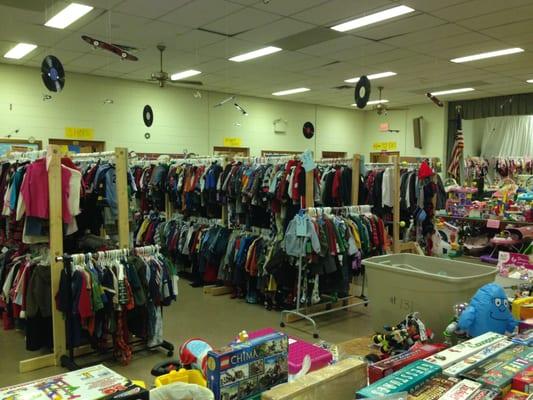 464b30c2118 Spring Chicken Kids Consignment Sale - Thrift Stores - 100 N Edmonds ...