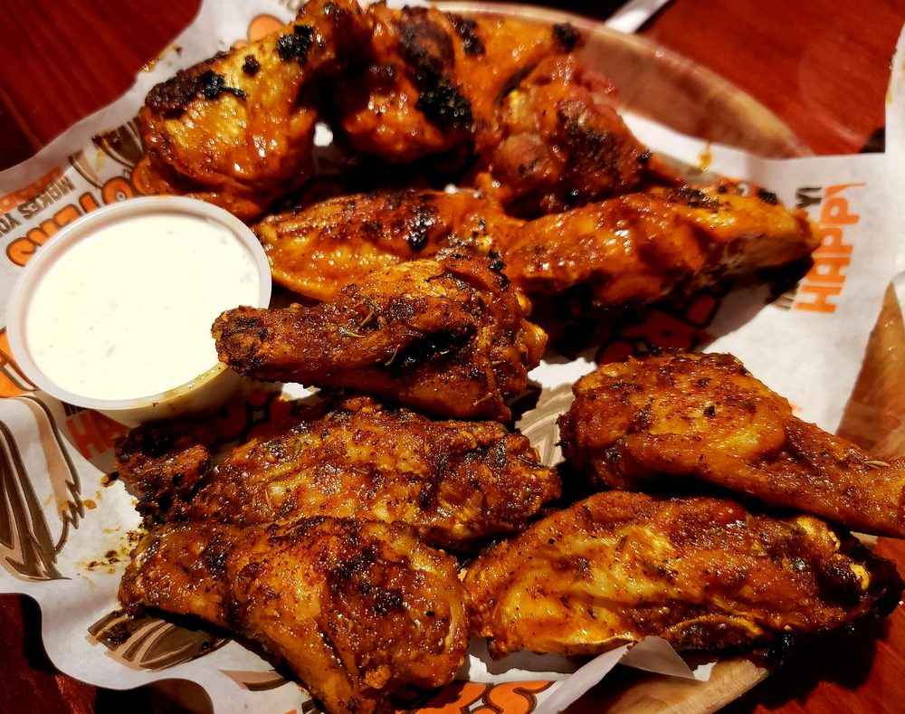 Social Spots from Hooters