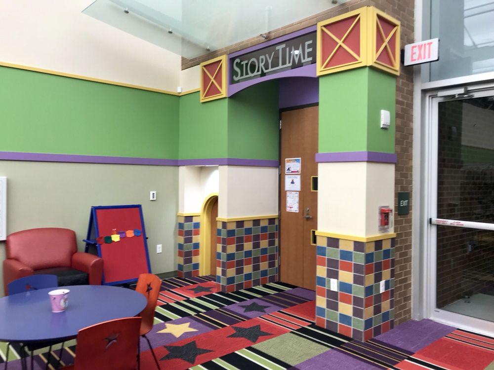 Lafayette Public Library - East Regional Library: 215 La Neuville Rd, Youngsville, LA