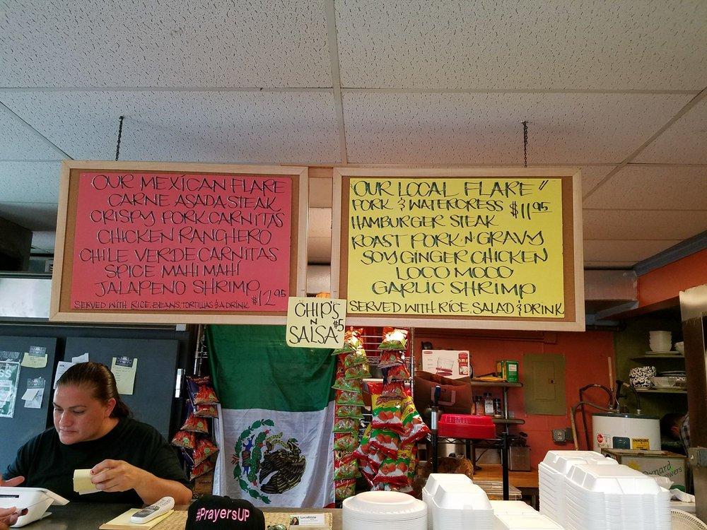 Acevedo S Hawaicano Cafe