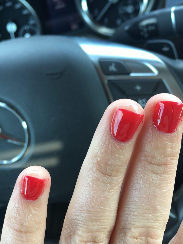 Tl nail spa nail salons 1598 sandifer blvd seneca sc for A new salon seneca sc
