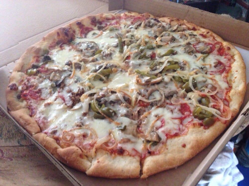 Vito's Italian Restaurant Pizza & Subs: 1631 Anderson Hwy, Cumberland, VA