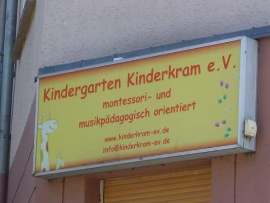 kindergarten kinderkram kinderbetreuung sch nflie er str 8 prenzlauer berg berlin. Black Bedroom Furniture Sets. Home Design Ideas