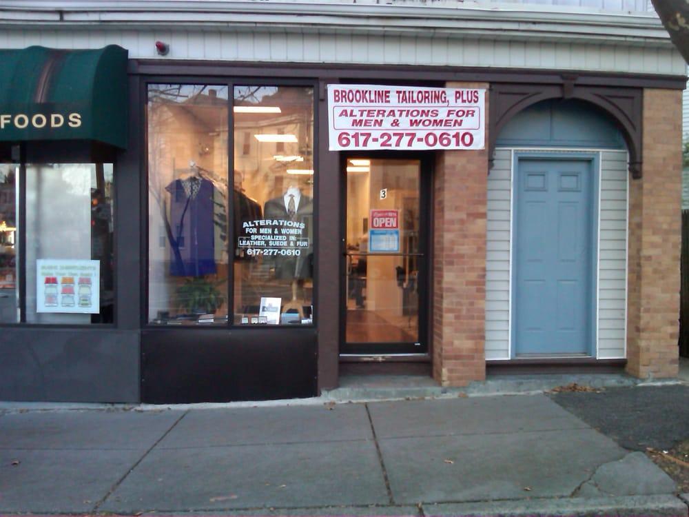 Brookline Tailoring Plus