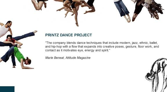 Printz Dance Project
