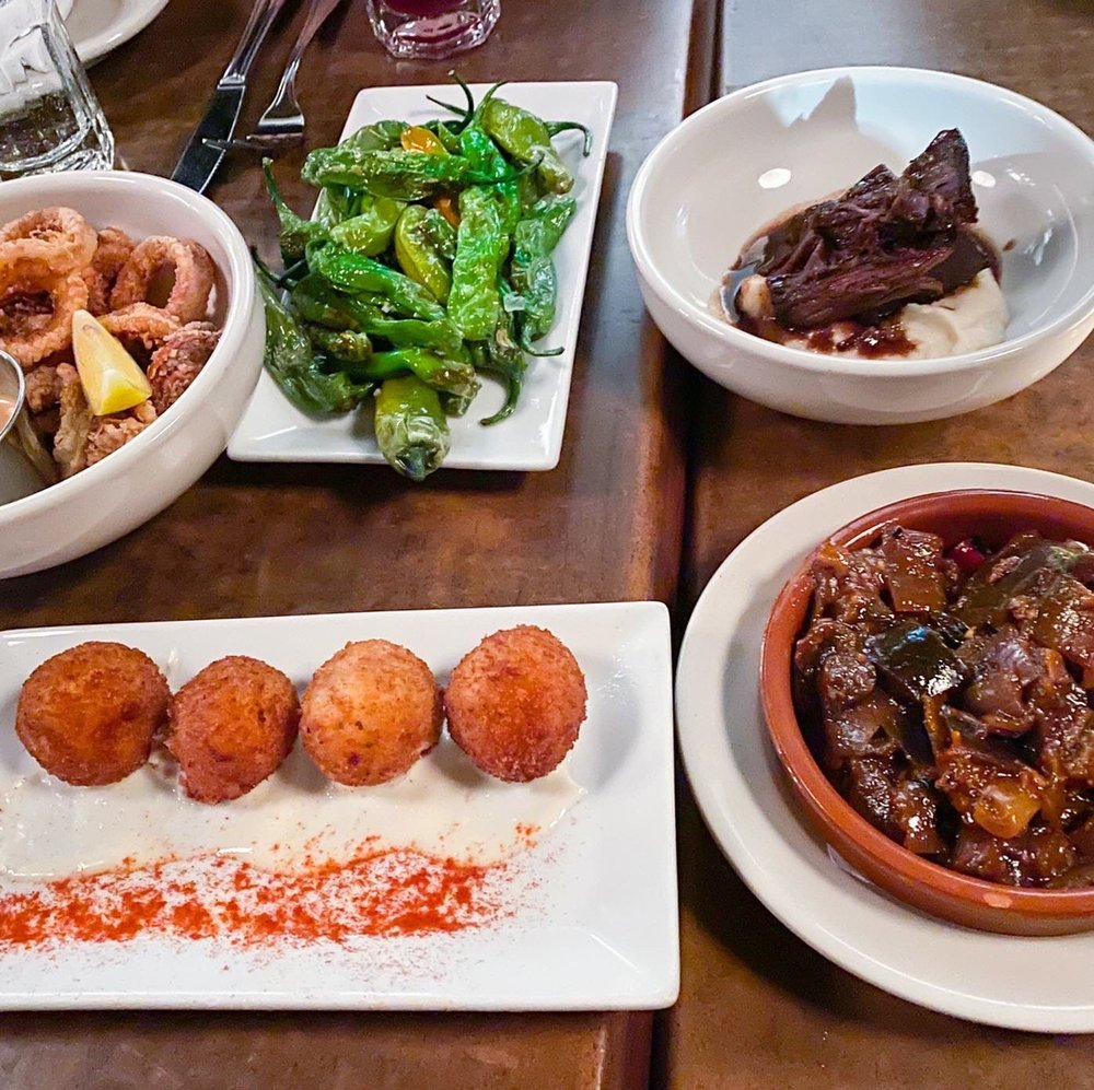 Food from Barcelona - West Hartford