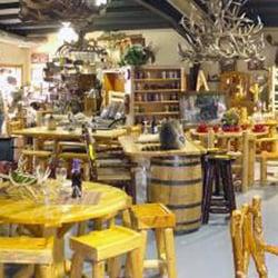 Photo Of Custom Log Furniture   Sevierville, TN, United States