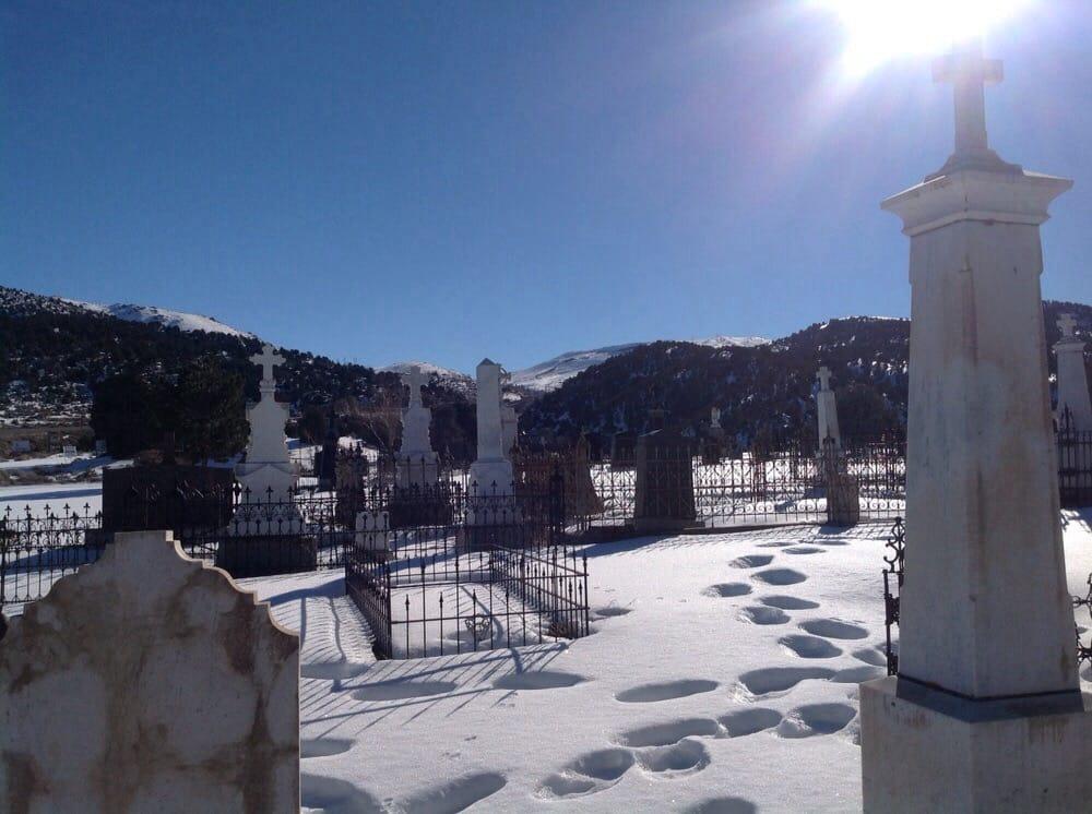 Austin Cemetery: Lincoln Hwy, Las Vegas, NV