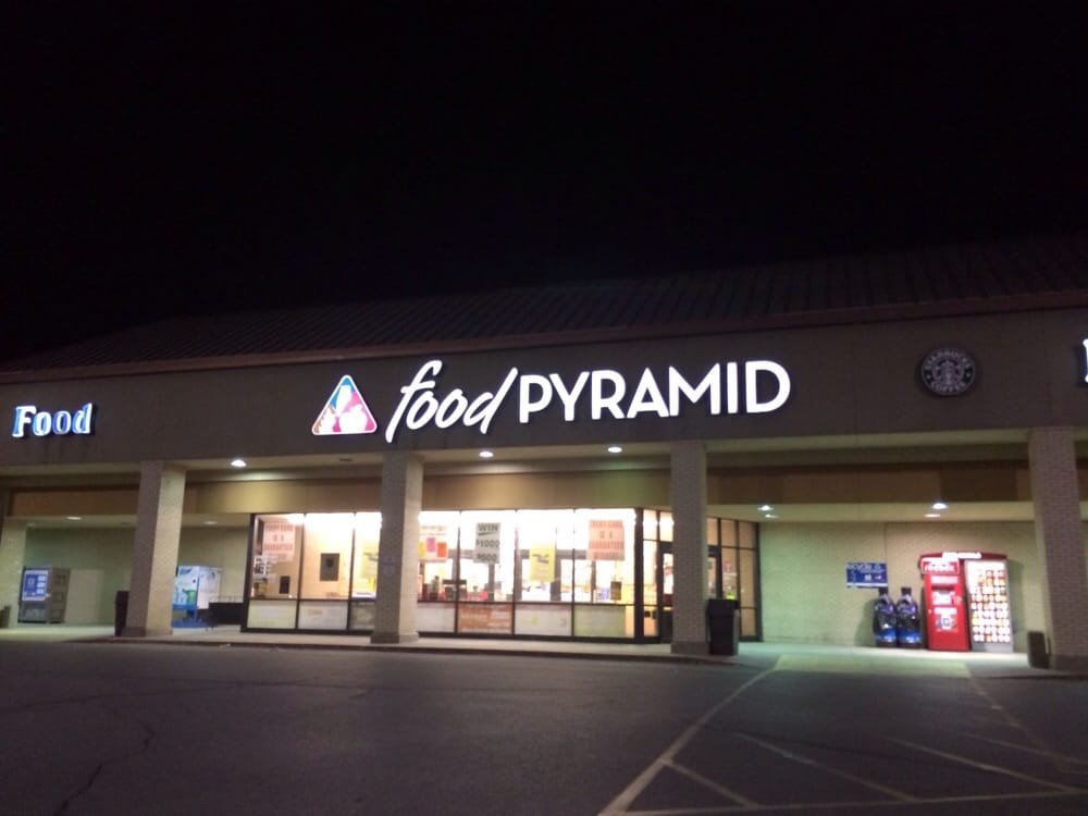 Food Pyramid: 2501 SE Washington Blvd, Bartlesville, OK