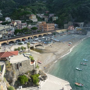 Photo Of Monterosso Beach Al Mare La Spezia Italy