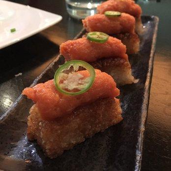 Photo Of Makoto Bal Harbour Fl United States Y Tuna Crispy Rice