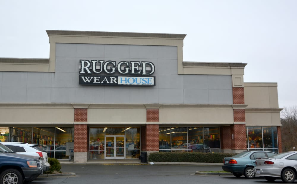Rugged Wear House: 221 Norman Station Blvd, Mooresville, NC