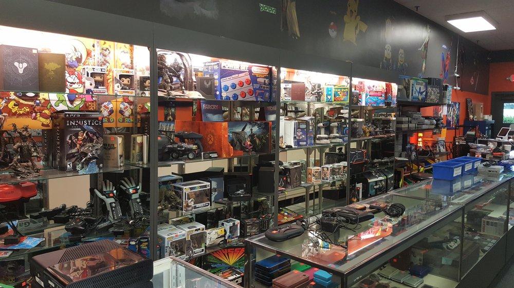 Fud's Video Games: 2100 W White River Blvd, Muncie, IN