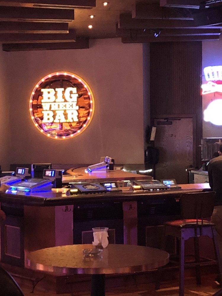 Big Wheel Bar: 777 Diamond Jo Ln, Northwood, IA