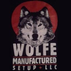 Wolfe Manufactured Set-Up