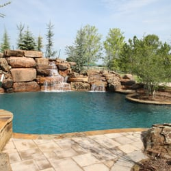 Photo Of Aquascape Pools   Oklahoma City, OK, United States. Another  Awesome Pool