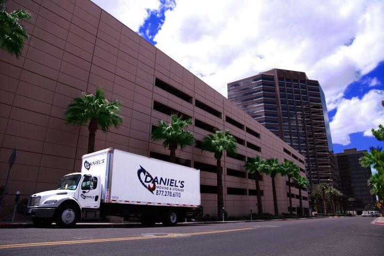 Daniel's Moving & Storage: 10919 Sapp Brothers Dr, Omaha, NE
