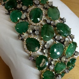 Photo Of Tracy Allen Fine Jewelry Beverly Hills Ca United States Emerald