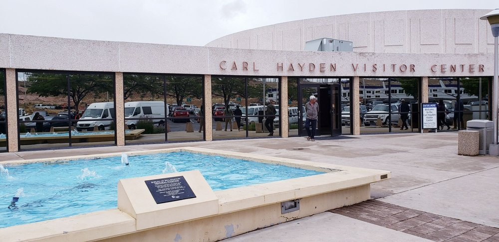 """Image result for Carl Hayden Visitor Centre"""""""