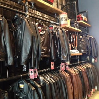 schott nyc 11 photos 16 reviews men 39 s clothing 112 caruso ave. Black Bedroom Furniture Sets. Home Design Ideas