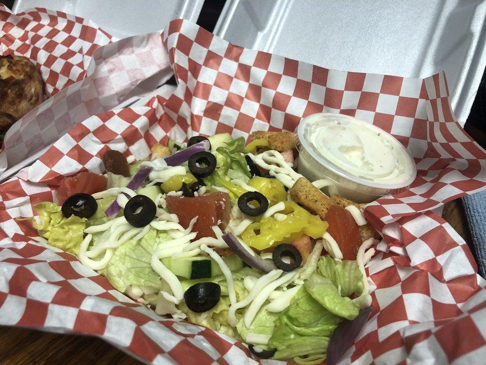 Caputo's Pizza Company: 800 S Mountain St, Cherryville, NC