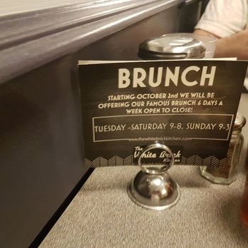Photo Of White Brick Kitchen Toronto On Canada Now Serving Brunch