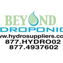 Beyond hydroponics colture idroponiche 10615 san - Colture idroponiche in casa ...