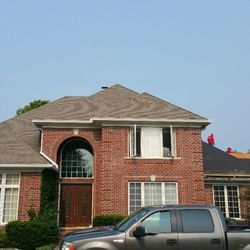 Photo Of Au0026M Home Services   South Bend, IN, United States. Roof Replacement