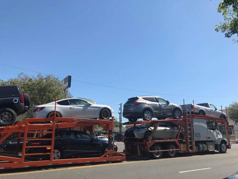 San Francisco Car Transport