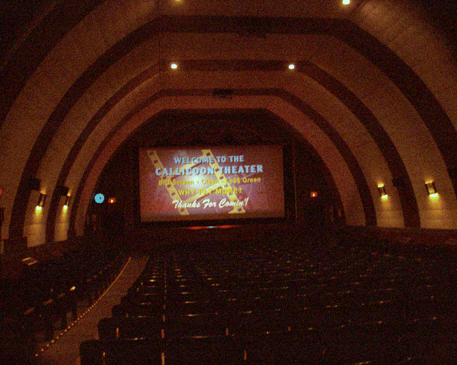 Callicoon Theater: 30 Upper Main St, Callicoon, NY
