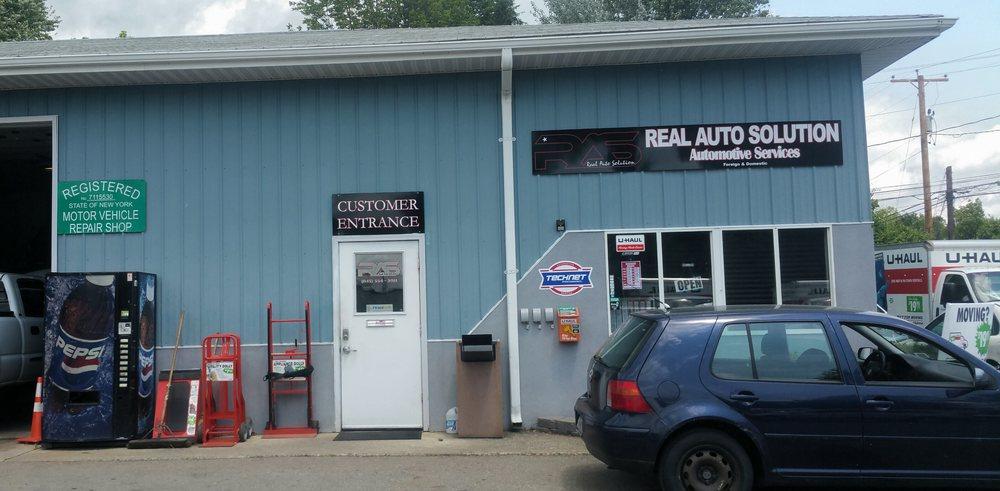 Real Auto Solution: 3440 Rte 9 W, Highland, NY