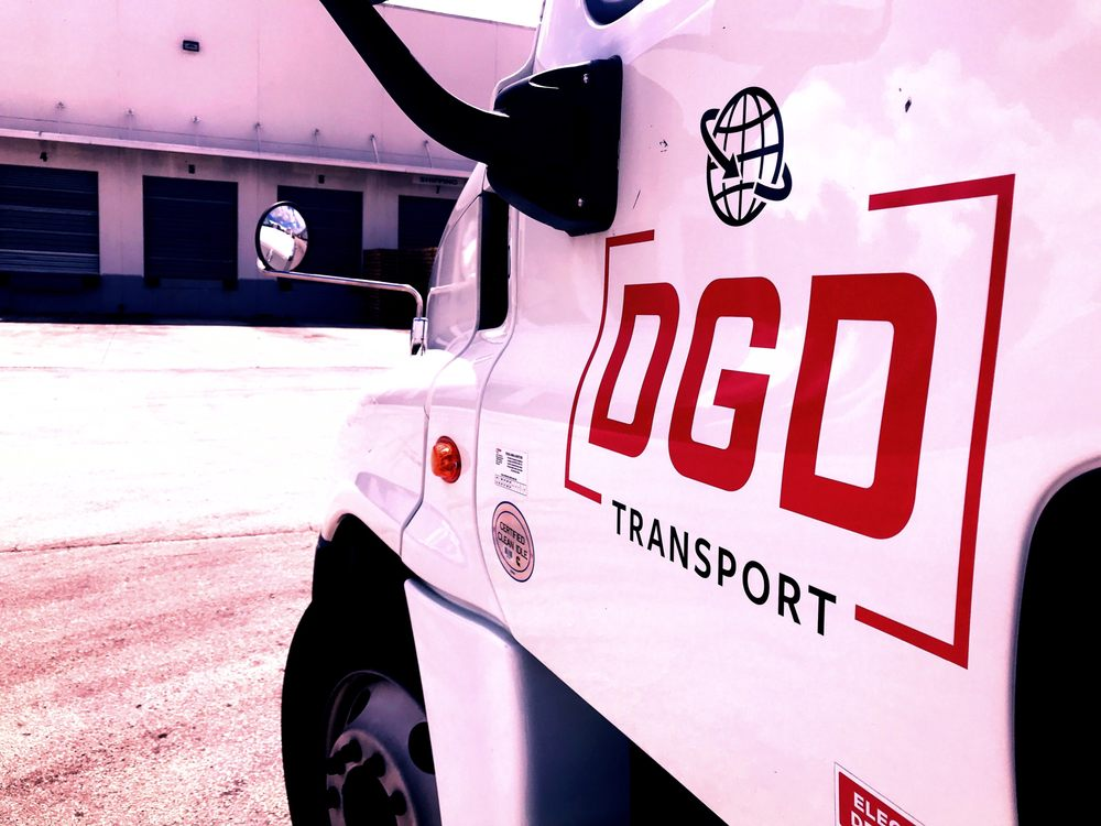 DGD Transport: 8005 NW 80th St, Miami, FL