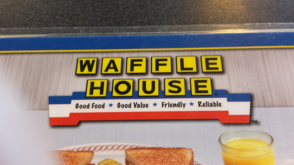 Waffle House: 5579 Hwy 90, Theodore, AL