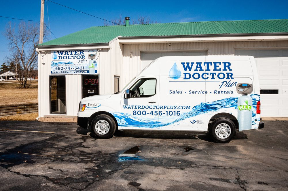 Water Doctor Plus: 721 E Young Ave, Warrensburg, MO