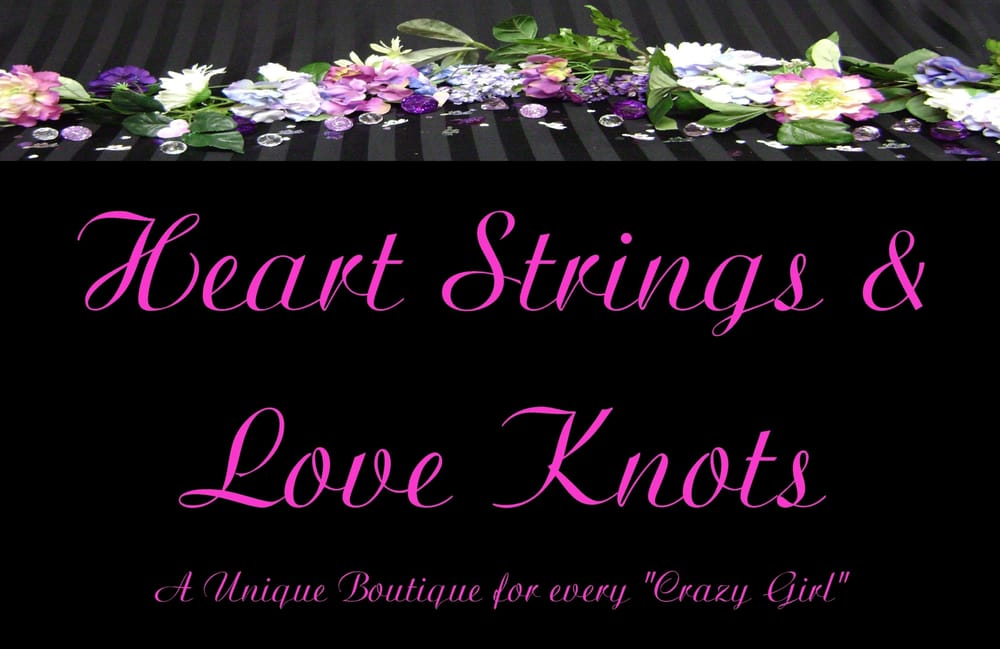 Heart Strings & Love Knots Boutique: 623 Main St, Red Bluff, CA