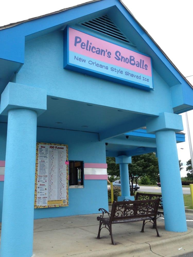 Pelican S Snoballs Shaved Ice Durham Nc Yelp