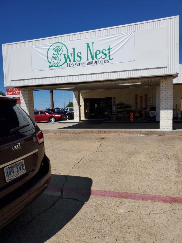 Owl's Nest: 3706 New Boston Rd, Texarkana, TX
