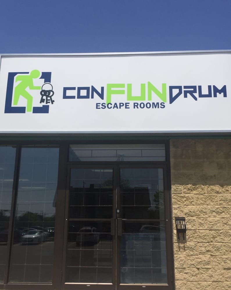 Confundrum Escape Rooms Burlington On
