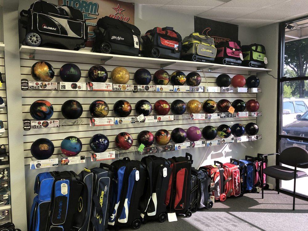 Craig's Bowling Supply: 26434 Lexington Rd, Spring, TX